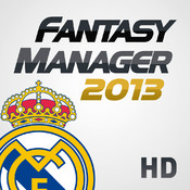 Real Madrid Fantasy Manager 2013 HD manager players skills