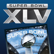 Super Bowl XLV Official NFL Game Program