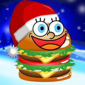 Fun Yummy Burger Game Maker for iPad Games App Free