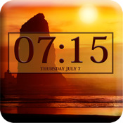 Beautiful Clock Radio - Alarm, Weather & Streaming Radio for iPhone
