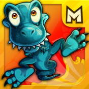 Dino Jump: the best adventure - by Top Free Apps: Mobjoy Best Free Games free virtuagirl 2