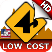 Nav4D New Jersey (LOW COST) HD