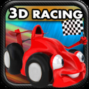 Cartoon Racing ( 3D Fun Racing Games ) racing radios