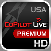 CoPilot Live Premium HD USA