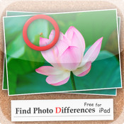 Find Photo Differences FREE for iPad