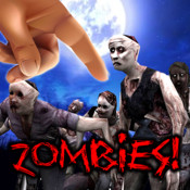 Finger Zombies! 3D Halloween Playground for the Angry Undead FREE