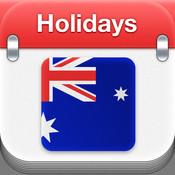 Australian (School) Holidays Calendar / States and territories (Australian Capital Territory, New South Wales, Northern Territory, South Australia, Tasmania, Queensland, Victoria, Western Australia)