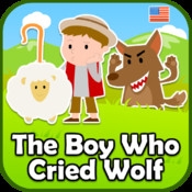Kids Stories in English: The Boy Who Cried Wolf (US English)