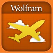 Wolfram Flight Information Reference App