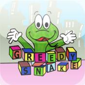 Jake the Greedy Snake !