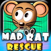 Mad Rat Rescue ( Free Fun Kids Games )