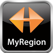 NAVIGON MobileNavigator US MyRegion West