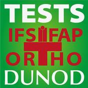 TESTS IFAP IFSI ORTHO DUNOD