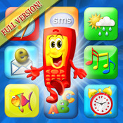Phone for Kids Full Version – All in one activity center for children HD