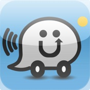 Waze GPS & traffic - Social, fun!