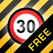 i SpeedCam Free (Speed Camera Detector with GPS Tracking)
