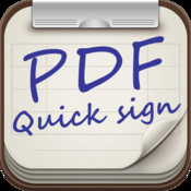 PDF Quick Sign - Fill and sign PDF forms