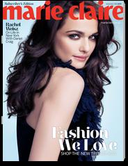 Marie Claire Magazine North America