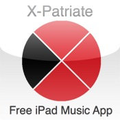 FREE Music App for iPad and More: X-Patriate Alan J. Lipman Limited Time HD Set for iPad sim ipad