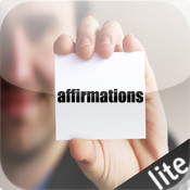 Affirmations Lite - Positive Affirmations to provide a happy and confident self development provide
