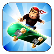 Extreme Skateboard Surfers subway surfers