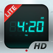 Night Stand HD Lite - The Best Alarm Clock