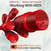 Cubase 6 104 - Working With MIDI cubase sx 3 mac demo