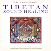 Tibetan Sound Healing ebook by Tenzin Wangyal Rinpoche