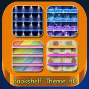 Bookshelf Theme - Home Screen Wallpapers HD (640x960)
