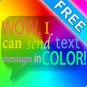 Colored Bubble Texting free
