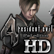 Resident Evil 4 iPad edition resident evil afterlife