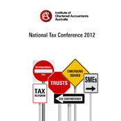 National Tax Conference App