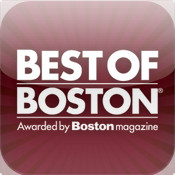 Best of Boston for iPhone (free!) - As awarded by Boston Magazine awarded