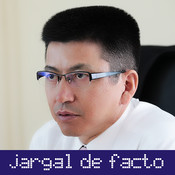 Jargal de facto iPad edition