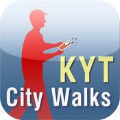 Kyoto Walking Tours and Map