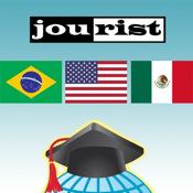 Costruttore di Vocabolario Jourist. Europa occidentale