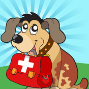 Dog First Aid Buddy by The Happy Pet Vet