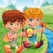Jack and Jill: A Toddler Adventure Lite