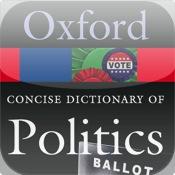 Dictionary of Politics (Oxford)