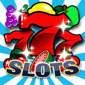 `` AAAAA Party Fruit Slots `` Free - Spin the Wheel to Win the Big Win!