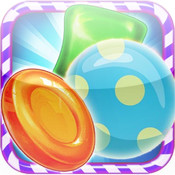 Candy Star Saga - Flappy Crush Christmas HD