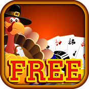 21+ Happy Thanksgiving and Holiday Blackjack Cards Games Free