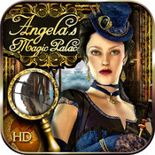 Angela`s Magic Palace HD - hidden objects puzzle game