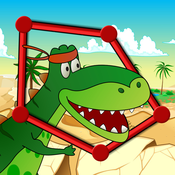 Dino Dots - Animal Connect the Dots for Kids and Toddler