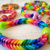 Rainbow Loom Video Tutorials - The Best Rubber Band Designs Video Guide! mpeg4 to psp video