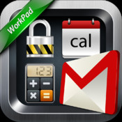 WorkPad for Gmail and Google apps for business