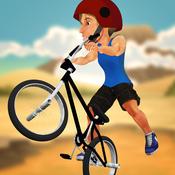 BMX Biker Racing Mayhem: Xtreme Mad Stunt Skills Pro