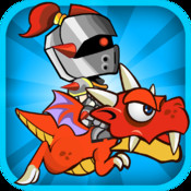Dragon Rider - Fun Dragon Flying Game
