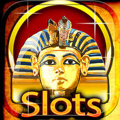 `` Golden Pharaoh`s Treasure Slots PRO `` - The journey of spinning lucky casino reels to win the bonanza price