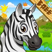 Zebra Run FREE - Addictive Endless Running Game